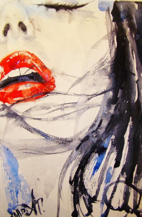 Pintura de Anna Dart